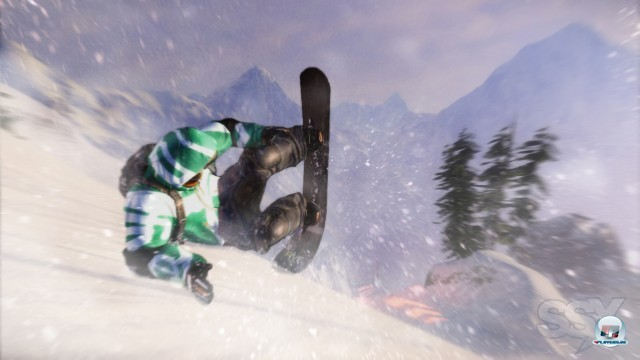 Screenshot - SSX (360) 2228578