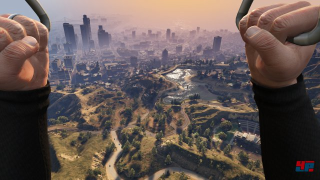 Screenshot - Grand Theft Auto 5 (PlayStation4) 92495187