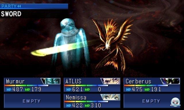 Screenshot - Shin Megami Tensei: Devil Summoner - Soul Hackers (3DS) 92460041