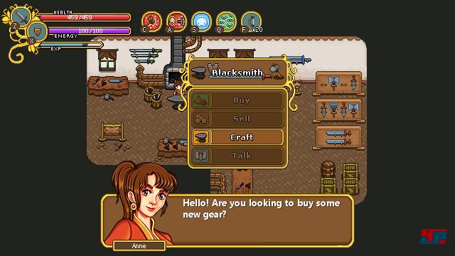 Screenshot - Secrets of Grindea (PC)