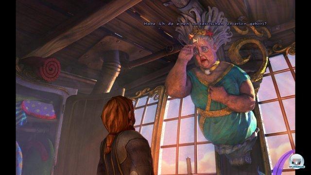 Screenshot - The Book of Unwritten Tales: Die Vieh Chroniken (PC)