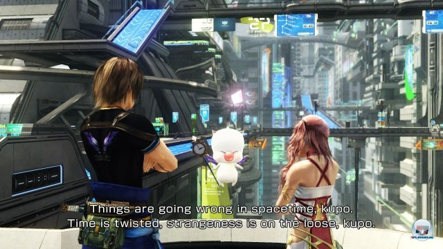 Screenshot - Final Fantasy XIII-2 (PlayStation3) 2288302