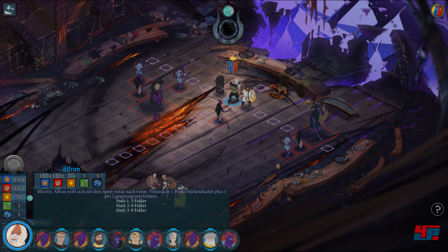 Screenshot - The Banner Saga 3 (PC) 92569941