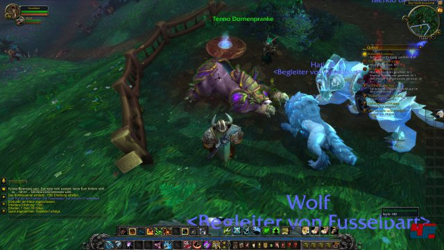 Screenshot - World of WarCraft: Legion (Mac) 92530779