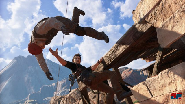 Screenshot - Uncharted 4: A Thief's End (PlayStation4) 92523614