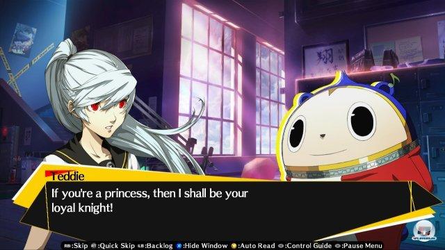 Screenshot - Persona 4: Arena (360) 92460578
