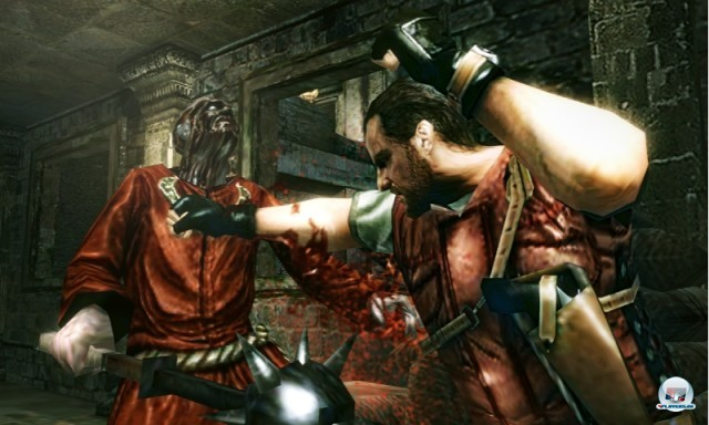 Screenshot - Resident Evil: The Mercenaries 3D (NDS) 2223769
