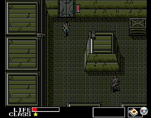 Es sollte volle sechs Jahre dauern, bis nach Wolfenstein wieder ein bedeutendes Schleichspiel das Licht der Monitore erblicken sollte - und es war der Grundstein f�r die bis heute erfolgreichste Stealth-Serie. Die Rede ist nat�rlich von Metal Gear aus den H�nden des damals gerade mal 24 Jahre jungen Japaners Hideo Kojima. Das Spielprinzip dreht sich hier noch deutlicher darum, nicht gesehen zu werden: Zwar konnte man sich (sp�ter auch mit Waffen) verteidigen, doch die bevorzugte L�sung war immer das Unentdecktbleiben bzw. die schnelle Flucht. Der Einfluss von Metal Gear auf die heutige Spielewelt l�sst sich gar nicht absch�tzen, ganz besonders wenn man bedenkt, dass das elf Jahre danach erschienene Metal Gear Solid das erste 3D-Stealth-Actionspiel war.