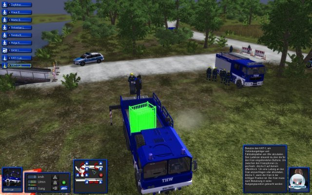 Screenshot - THW-Simulator 2012 (PC)
