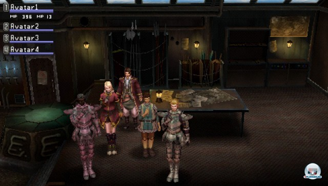 Screenshot - White Knight Chronicles: Origins (PSP) 2226982