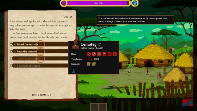 Screenshot - The Curious Expedition (PC) 92532790