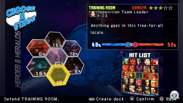 Screenshot - Ultimate Marvel vs. Capcom 3 (PS_Vita) 2317082