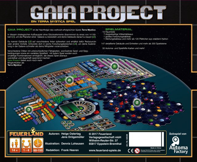 Gaia Project.
