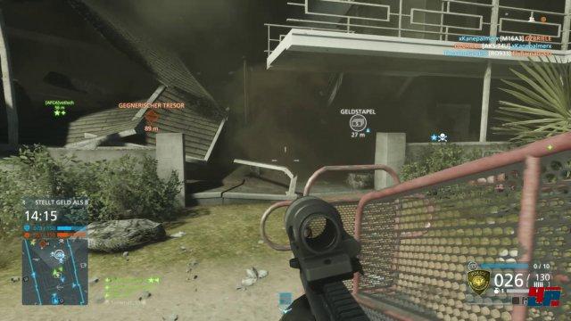 Screenshot - Battlefield Hardline (PlayStation4) 92501930