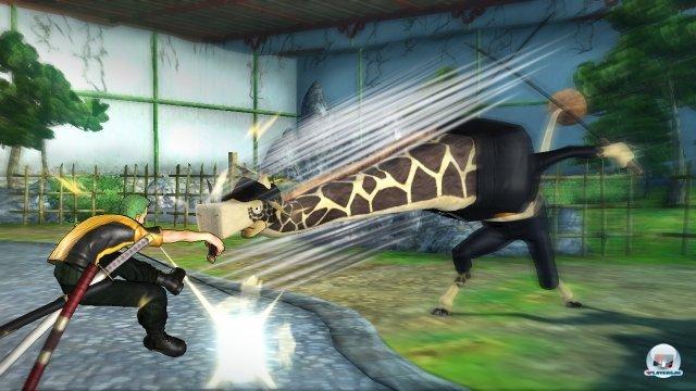 Screenshot - One Piece: Pirate Warriors (PlayStation3) 2362072