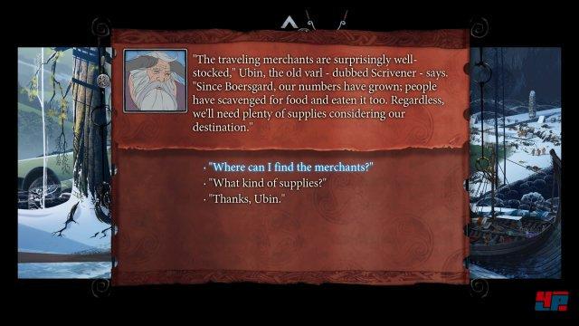 Screenshot - The Banner Saga 2 (PS4) 92529128