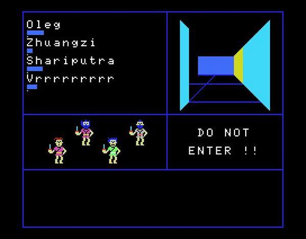 The Black Onyx (MSX 1985)<br><br>Black Onyx war 1985 das erste Konsolen-Rollenspiel made in Japan. Spielerisch orientierte man sich damals allerdings noch sehr an westlichen RPGs wie der Wizardry-Serie. Mit dem, was man heute unter typischen Japan-Rollenspielen versteht, war in dem Frühwerk der ASCII Corporation noch nicht viel zu sehen. Man bildete eine Party mit bis zu fünf Mitgliedern, zog durch ein grafisch simples 3D-Labyrinth und bestritt klassische Zufallskämpfe. Ein Jahr später erschien eine Fortsetzung, 1988 dann eine NES-, und 2001 sogar eine GameBoy Color-Umsetzung. 1720267
