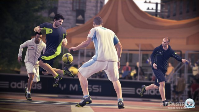 Screenshot - FIFA Street 3 (PlayStation3) 2301092