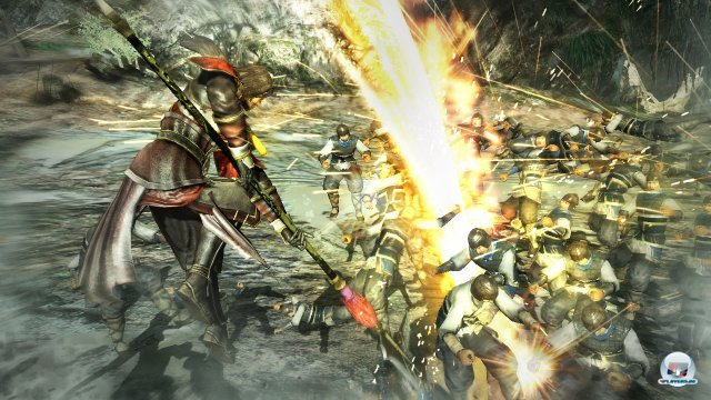 Screenshot - Dynasty Warriors 8 (PlayStation3) 92434202