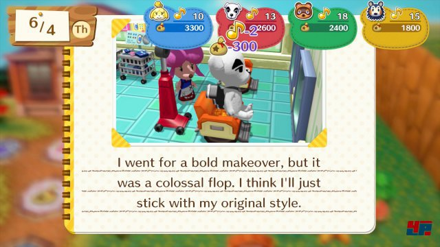 Screenshot - Animal Crossing: amiibo Festival (Wii_U) 92507442