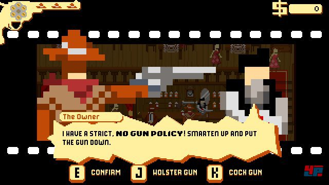 Screenshot - Westerado: Double Barreled (PC)