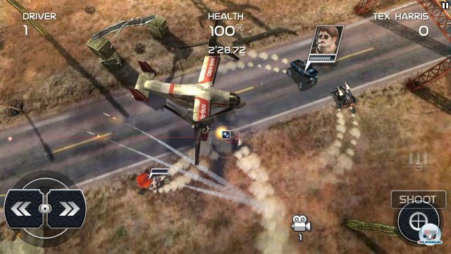 Screenshot - Death Rally (Android)