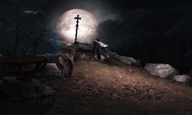 Screenshot - Castlevania: Lords of Shadow - Mirror of Fate (3DS) 92418492