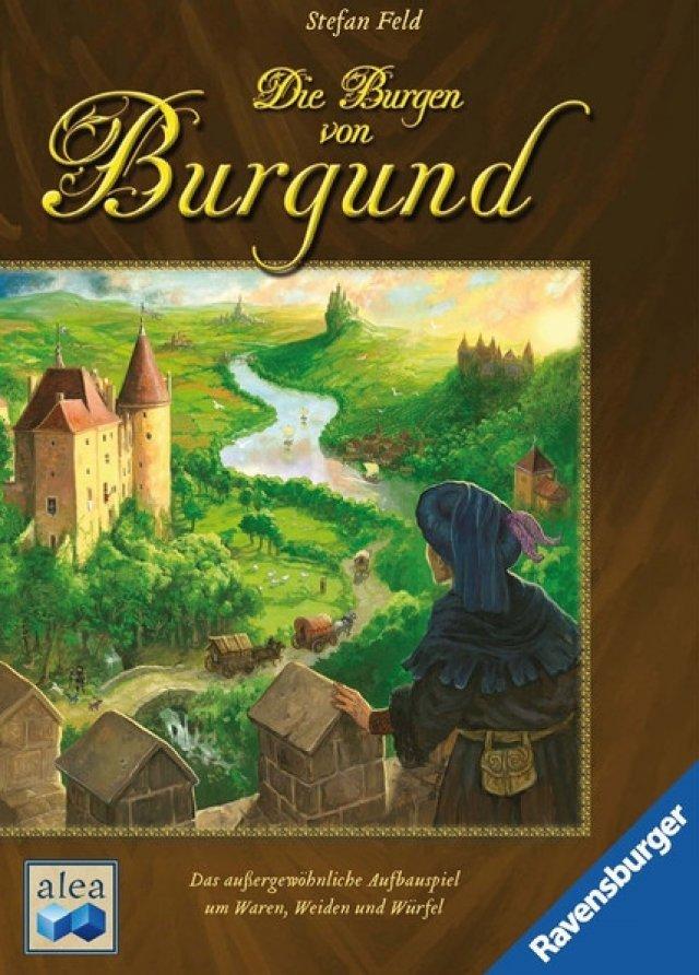 Die Burgen von Burgund kostet knapp 25 Euro, ist 2011 auf Deutsch erschienen und f�r zwei bis vier Spieler ausgelegt.