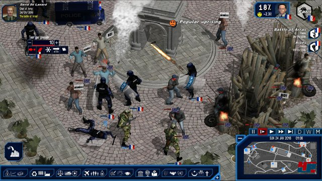 Screenshot - Power & Revolution (PC)