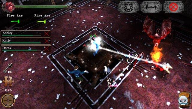 Screenshot - Silent Hill: Book of Memories (PS_Vita) 2375307