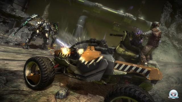 Screenshot - Starhawk (PlayStation3) 2222613