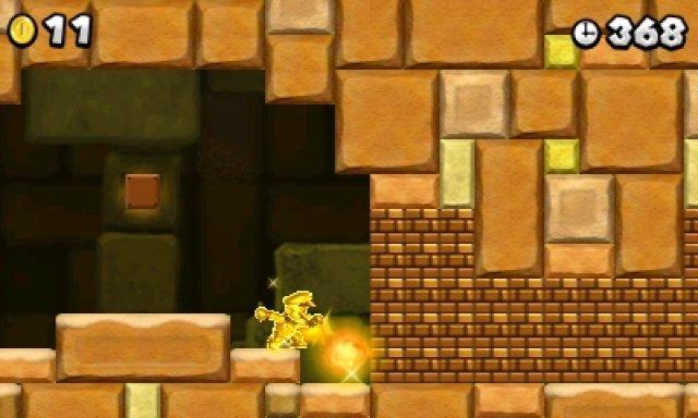 Screenshot - New Super Mario Bros. 2 (3DS) 2373517