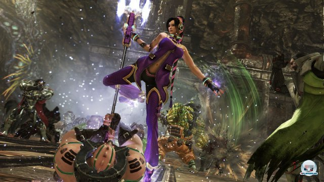 Screenshot - Anarchy Reigns (360)