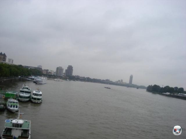 <b>Die Erkenntnis, dass...</b><br><br> ...das Wetter auch außerhalb von Hamburg Scheiße sein kann. 2145448