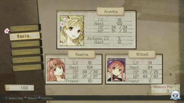 Screenshot - Atelier Ayesha: The Alchemist of Dusk (PlayStation3)