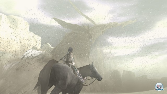 Screenshot - ICO & Shadow of the Colossus HD (PlayStation3) 2233802