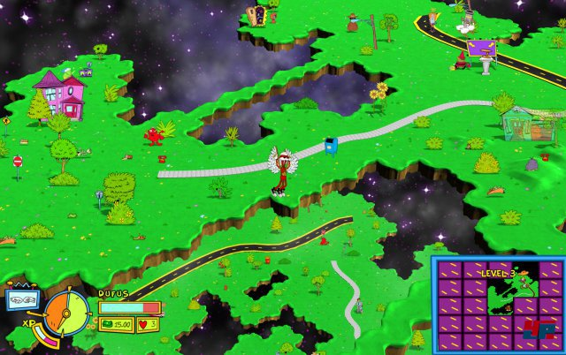 Screenshot - Toejam & Earl: Back in the Groove (PC)