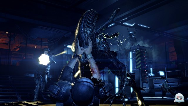 Screenshot - Aliens: Colonial Marines (360) 92399302