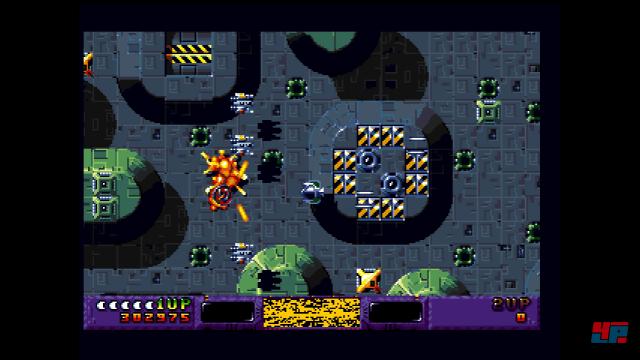 Manta fliegen gehört zu den schönsten und schwierigsten Aufgaben eines Arcade-Piloten.