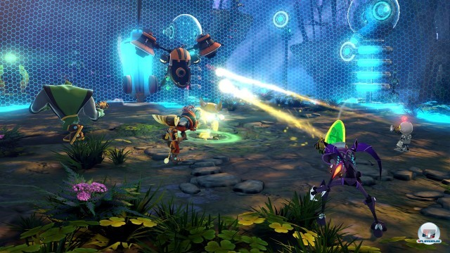 Screenshot - Ratchet & Clank: All 4 One (PlayStation3) 2228969