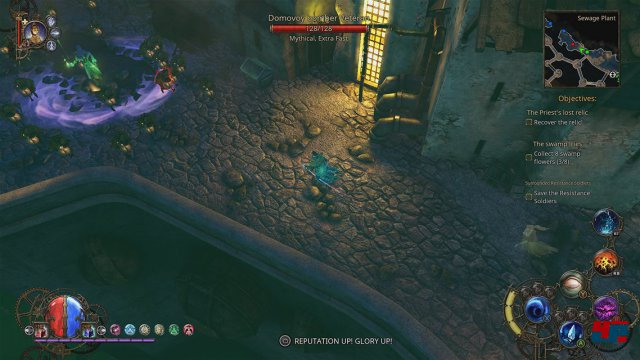 Screenshot - The Incredible Adventures of Van Helsing (XboxOne)