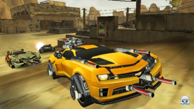 Screenshot - Transformers 3 (3DS) 2225449