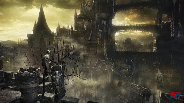 Dark Souls 3 soll gr��er und verschachtelter sein als bisherige Teile.