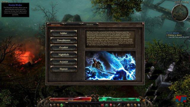 Screenshot - Grim Dawn (PC)