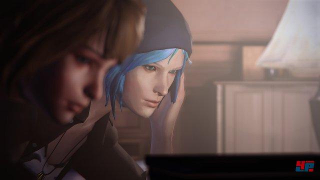 Chloes Vergangenheit steht im Mittelpunkt der Erzählung.