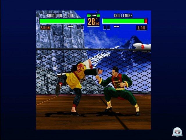 Screenshot - Virtua Fighter 2 (360)