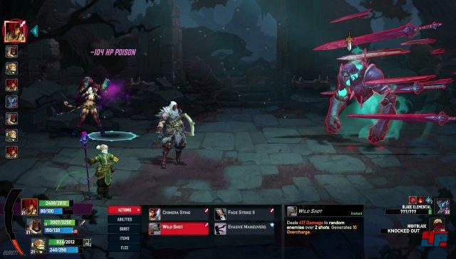 Screenshot - Battle Chasers: Nightwar (PC) 92553701