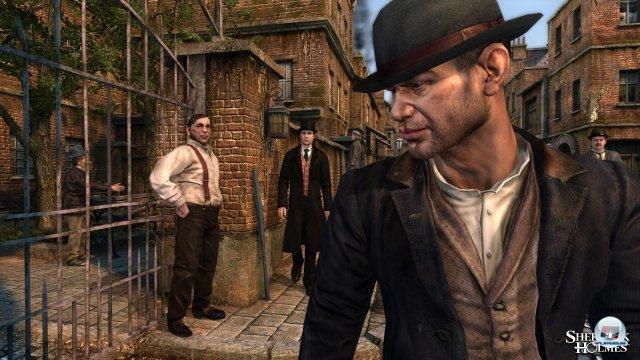 Screenshot - Die neuen Abenteuer des Sherlock Holmes: Das Testament des Sherlock Holmes (PC) 2258177