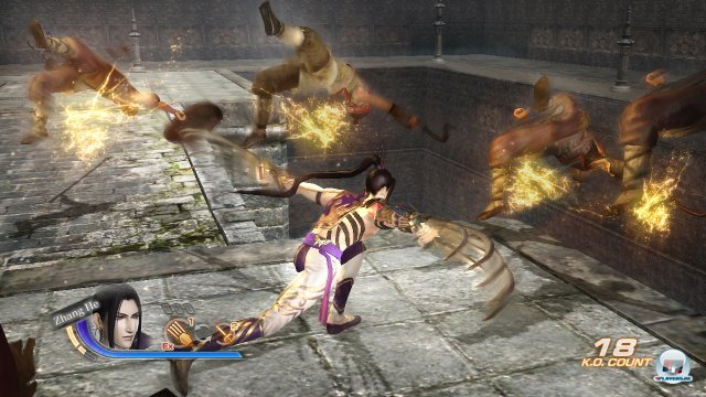 Screenshot - Dynasty Warriors 7: Xtreme Legends (PlayStation3) 2277277