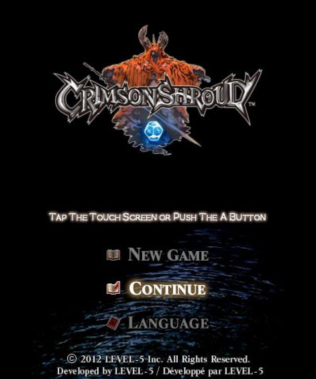 Screenshot - Crimson Shroud (3DS) 92430762